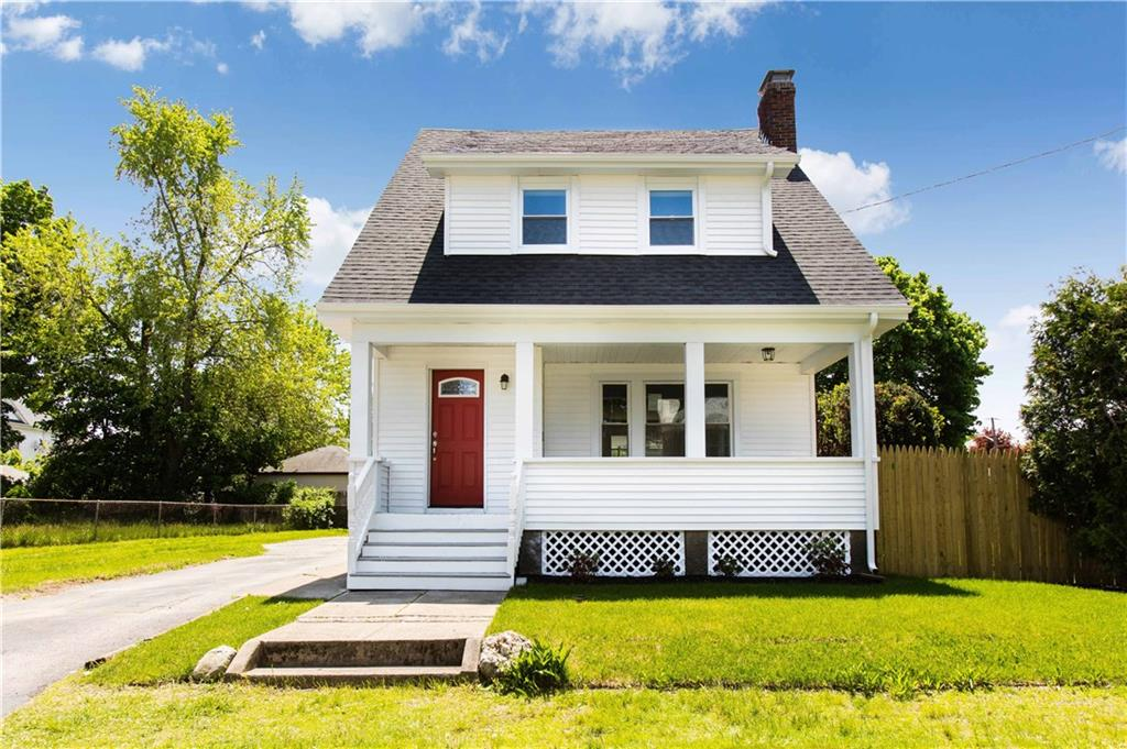Beautifully remolded home. Its a most see home. All the cosmetic updates plus great new mechanicals as well. Energy efficient heating unit. House also offers a full glass sunroom. New Kitchen with granite counter tops and home also offers beautiful hardwood floors as well.