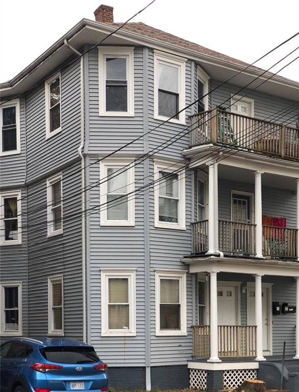 Location! Very desirable neighborhood. Spacious 3 family with 3 bedrooms in each unit. House has been updated and has a new vinyl and roof.Good income producing property.