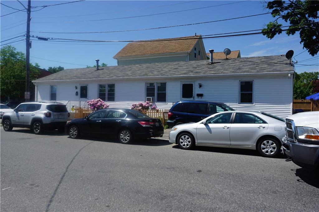 THIS 2 FAMILY HOME RECENTLY UPDATED, 2 BEDS 1 BATH PER SIDE. SEPERATE BASEMENT ACCESS. PROPERTY LOCATED ON CORNER LOT OFFERING PLENTY OF PARKING, CLOSE TO SHOPPING AND HIGHWAY. BOTH UNITS ARE OCCUPIED PULLING IN GOOD RENTS. CALL TODAY TO SCHEDULE A SHOWING.