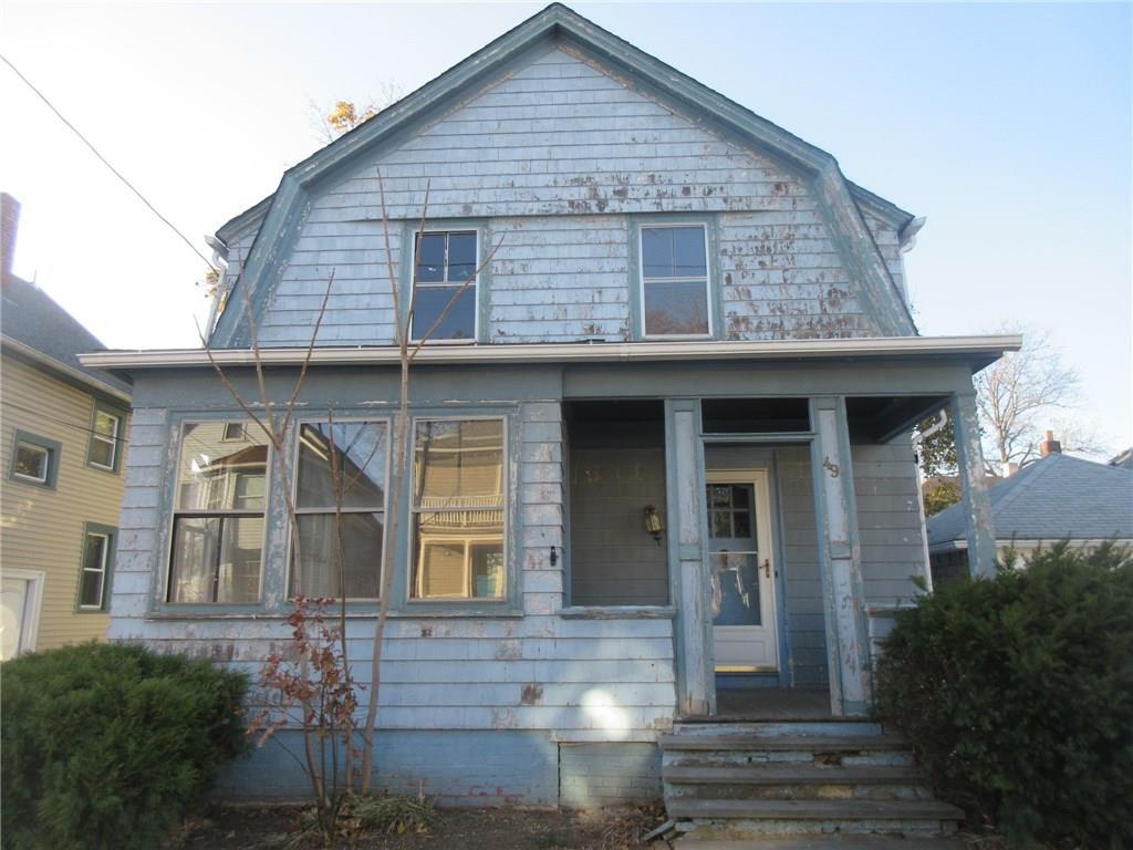 49 Stamford Avenue, Providence, RI 02907