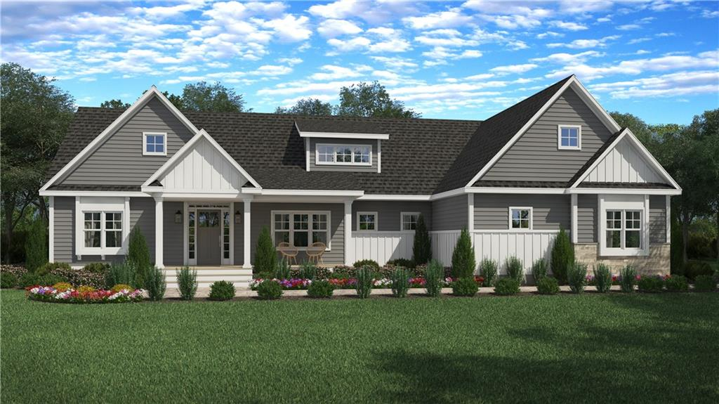"""Welcome To The Preserve At Brook Street! Where You Can Enjoy Luxury Living Within A Country Setting! Only 8 Lots Remaining! Build Your Dream Home With Meridian Custom Homes, One Of New England's Finest Home Builders. Enter This Incredible Single Level Home Through Your Stunning Mahogany Front Porch Accentuated With Decorative Columns & Stone Accents. Interior Features A Spacious and Open Layout With 9 Foot Ceilings, Superior Quality, Elegant Moldings & Trim Details, Custom Granite Kitchen With 42"""" Kitchen Wall Cabinets, Glass Doors & Expansive Island For Dining & Entertaining, Tile Backsplash, Custom Wall Detailing In Dining Room, Crown Molding, Wood Burning Fireplace In Great Room Flanked By Custom Built-Ins, Central Air, Private Master Suite W/ Luxurious Tile Shower, Double Sinks & Walk-In Closet, Low Maintenance Exterior, Private Rear Deck & 2 Car Garage. Other Home Styles and Floor Plans Available. Call Today For Details! *Photos May Depict Additional Features Not Included Herein."""