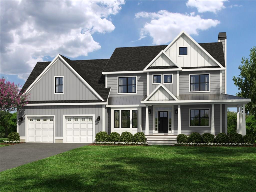 """Welcome To The Preserve At Brook Street! Where You Can Enjoy Luxury Living Within A Country Setting! Only 8 Lots Remaining! Build Your Dream Home With a 720sf. In-Law Suite with Meridian Custom Homes, One Of New England's Finest Home Builders. Exterior Elevation Features a Stunning Mahogany Front Porch Accentuated With Decorative Columns & Metal Roof! Interior Features A Spacious & Open Layout With 9 Foot Ceilings, Interior Transoms, Superior Quality, Elegant Moldings & Trim Details, Custom Granite Kitchen w/ 42"""" Kitchen Wall Cabinets & Expansive Island For Dining & Entertaining, Tile Backsplash, Custom Wall Detailing in Dining Rm, Crown Molding, Wood Burning Fireplace in Family Rm w/ Marble Surround & Wood Mantle, Central Air, Private Master Suite w/ Luxurious Tile Shower, Double Sinks & Walk-In Closet, Low Maintenance Exterior, Private Rear Deck & 2 Car Garage. Other Home Styles and Floor Plans Available. Call Today For Details! *Photos May Depict Additional Features Not Included Herein."""