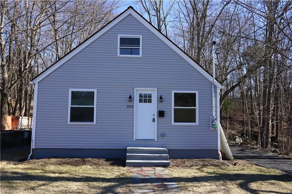 Newly renovated two bedroom home offering beautiful hardwoods throughout, S/S appliances, sunroom with fireplace, and gorgeous stream running through the backyard. This cozy property is a must-see, schedule your showing today!