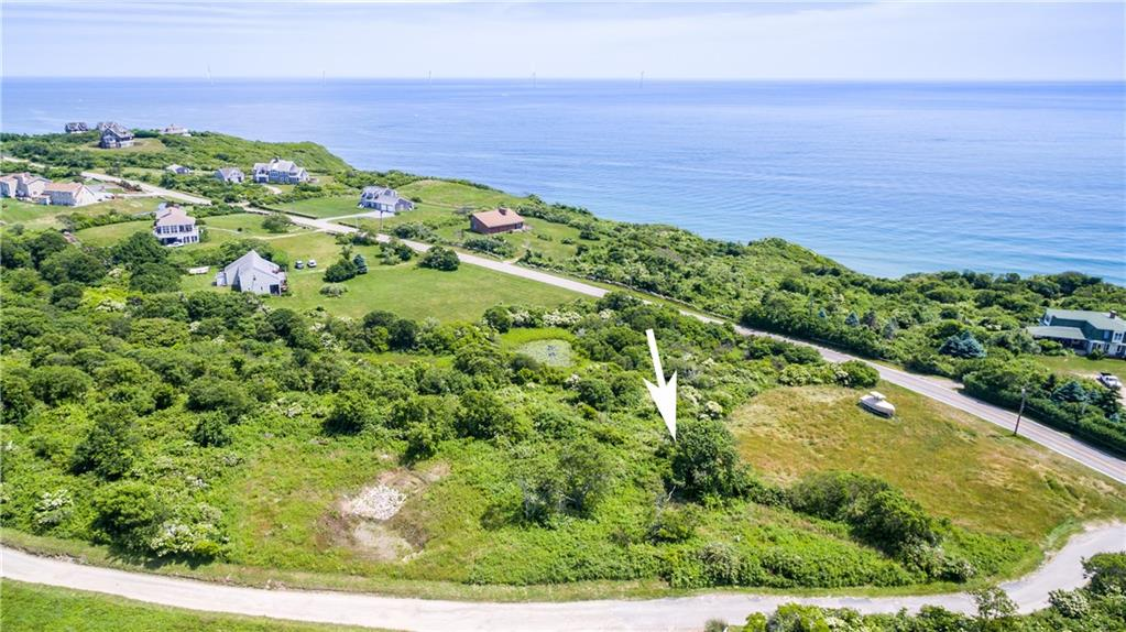 Good things come in small packages!  This lot may only be a quarter of an acre, but the views are HUGE!  It is located close enough to Mohegan Bluffs to enjoy the spectacular panorama of Atlantic  Ocean views, but just far enough away that you need not worry about erosion concerns.  With approvals in hand, including an approved three bedroom septic design, this lot is ready for you to begin building your dream home!  Imagine the possibilities for you and your family!