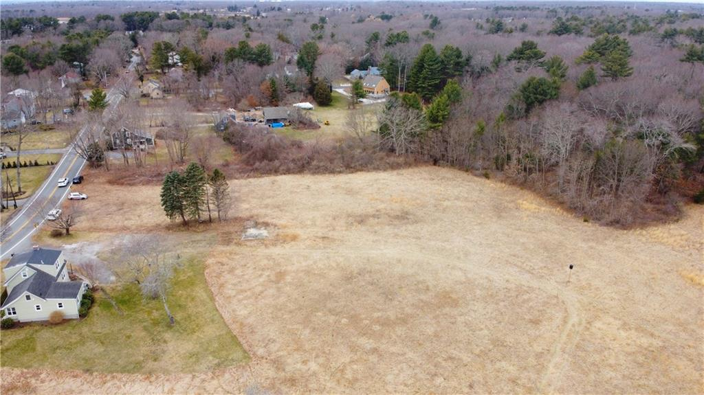 Can you imagine a more beautiful place to build your dream home than on this once beloved farmland?     Located in the desirable neighborhood of Hamden Meadows off of Sowams Road. This gorgeous lot abuts the Barrington Johannis Farm Land Conservation Trust and would be a dream location for nature enthusiasts. This lot measures just under one and a quarter acres and was once a farmer's field so this rather flat piece will require no heavy clearing. Additionally, there's public water, sewer, and gas located just at the road.  This location provides you the ultimate flexibility as there are no neighborhood covenants, homeowner association fees and you're welcome to bring any builder you'd like. Call today to schedule your tour!    Disclosures: No elevation certificate on hand to determine flood status.