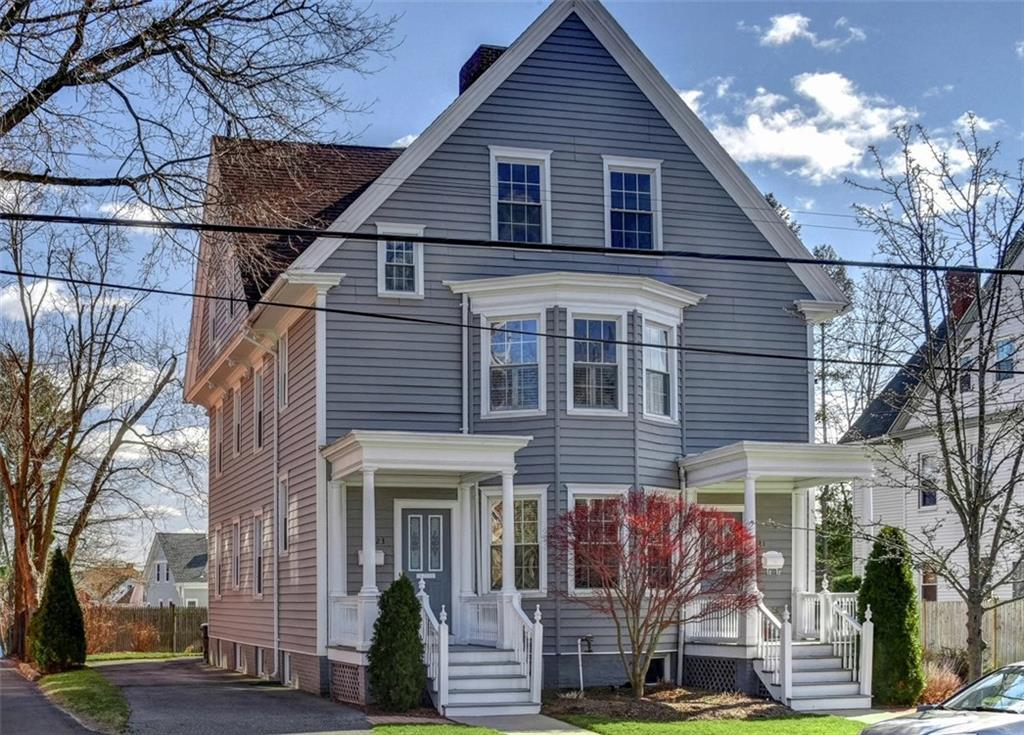 123 Governor Street, East Side of Providence, RI 02906