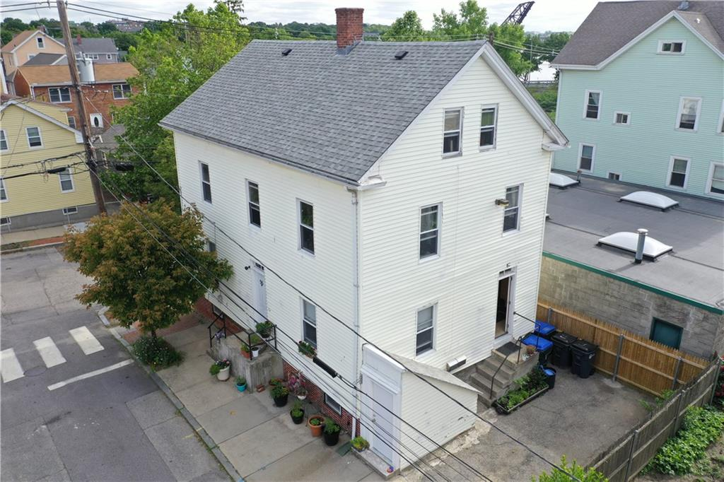 Old charm and abundant space on the East Side! This 2-family home boasts a first floor 2-bed/1-bath unit with a full living room and kitchen. Second unit is two floors and has 4 bedrooms, 1.5 bathrooms, and a living room. Just steps from India Point Park and Narragansett Bay. A minute from major highways. Walking distance to restaurants and shopping on the East Side! What a great opportunity to live on the East Side AND make a great investment!