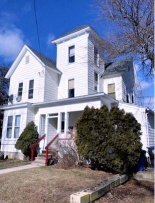 CASH OR 203K ONLY. Property is in need of full renovation. 2 family home in a great neighborhood. Young roof. Recently painted exterior. Detached garage along with private yard space. Spacious first floor unit. Property is currently demoed to studs. Fantastic investment opportunity!