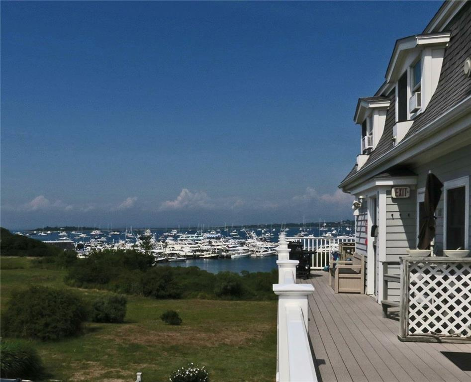The perfect Block Island getaway at the Salt Pond Settlement. You can walk to the Marinas and restaurants located in New Harbor. Enjoy the in-ground pool or walk down to the beach area on the Great Salt Pond. Enjoy the views of New Harbor from this one bedroom, 2 bath condo. Beautiful updated kitchen with granite counter tops and stainless steel appliances. Master bedroom with gas fireplace and full bath. Easy walk to the playground and tennis court located right next door.  Old Harbor a leisurely walk or bike ride away. Come see what the Salt Pond Settlement has to offer!