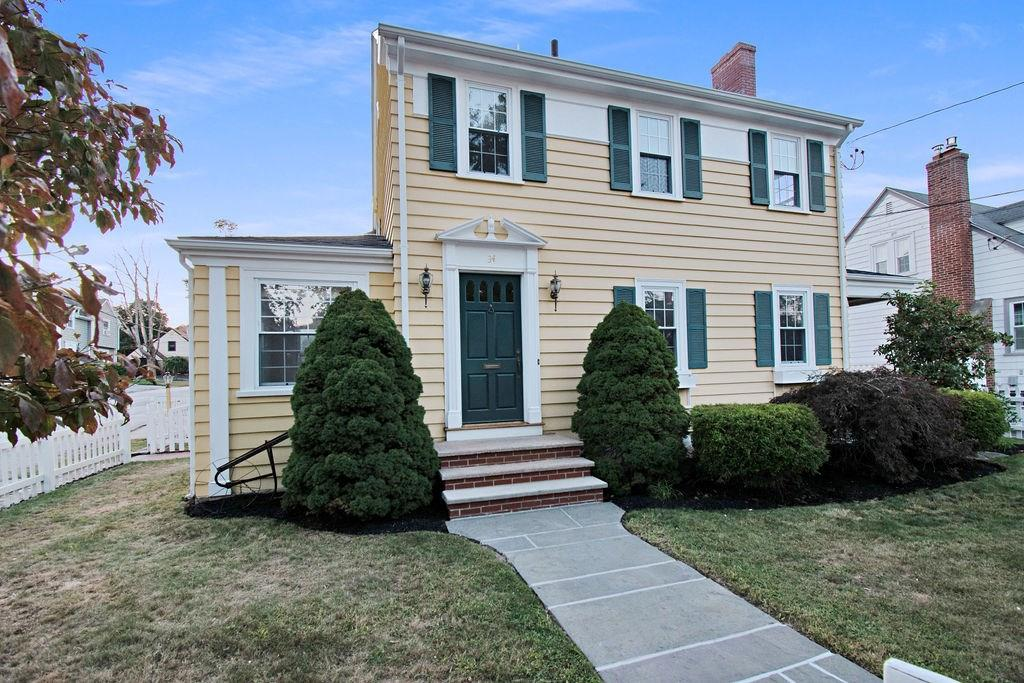 34 Burnett Street, Johnston, RI 02919