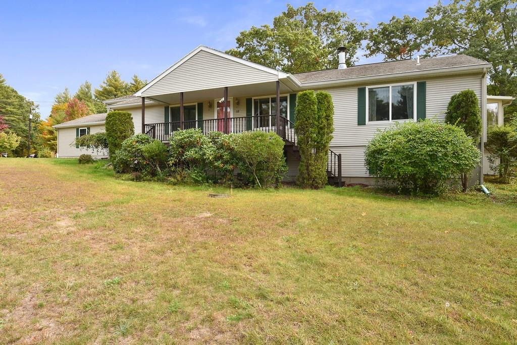 38 Barnes Lane, West Greenwich, RI 02817