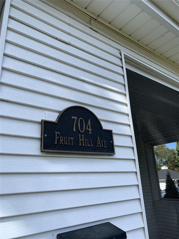 704 Fruit Hill Avenue, North Providence, RI 02911