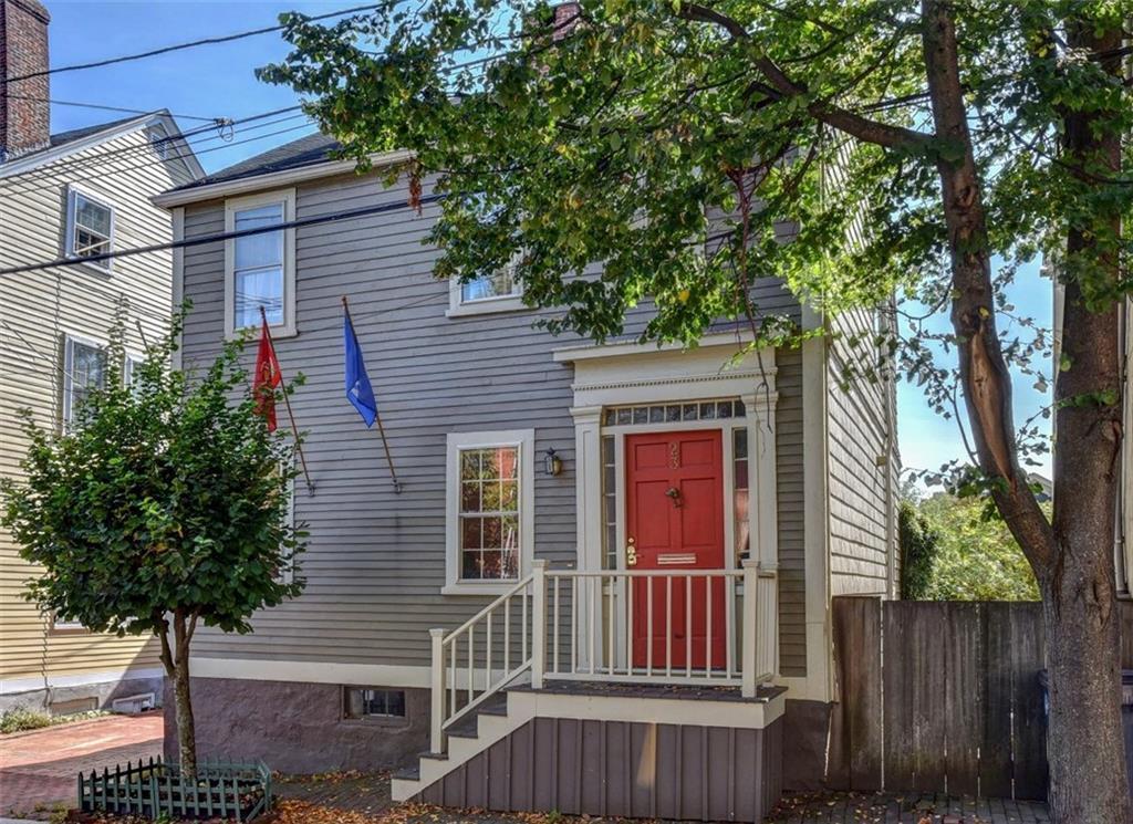 23 Sheldon Street, East Side of Providence, RI 02906
