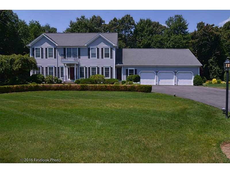 180 Shadow Brook Drive, Warwick, RI 02886