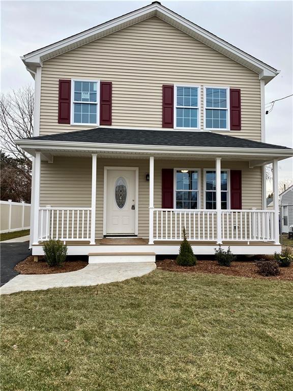 99 Campbell Street, Pawtucket, RI 02861