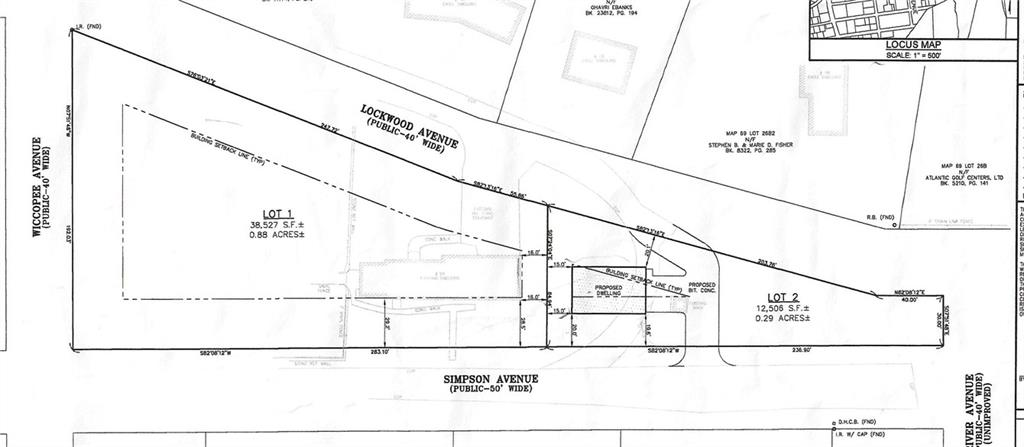 Approved Buildable Lot Located on a Quiet Dead End Road in South Attleboro! Building Footprint up to 28'x44' with Public Water and Sewer! Close Proximity to Highway Access, Train Station, Restaurants and Shopping! Bring Your Own Builder or Use Ours!