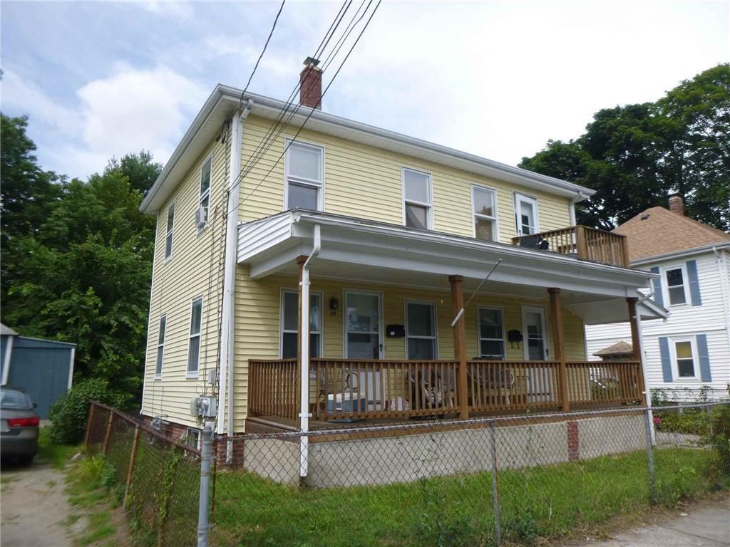 24 BURKE Street, Pawtucket, RI 02861