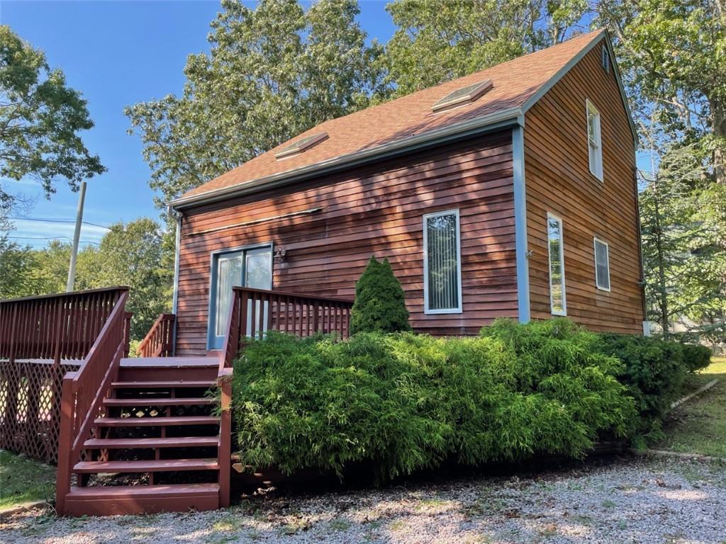 61 Ridgewood Road #  Charlestown RI 02813 - WaterFront Properties