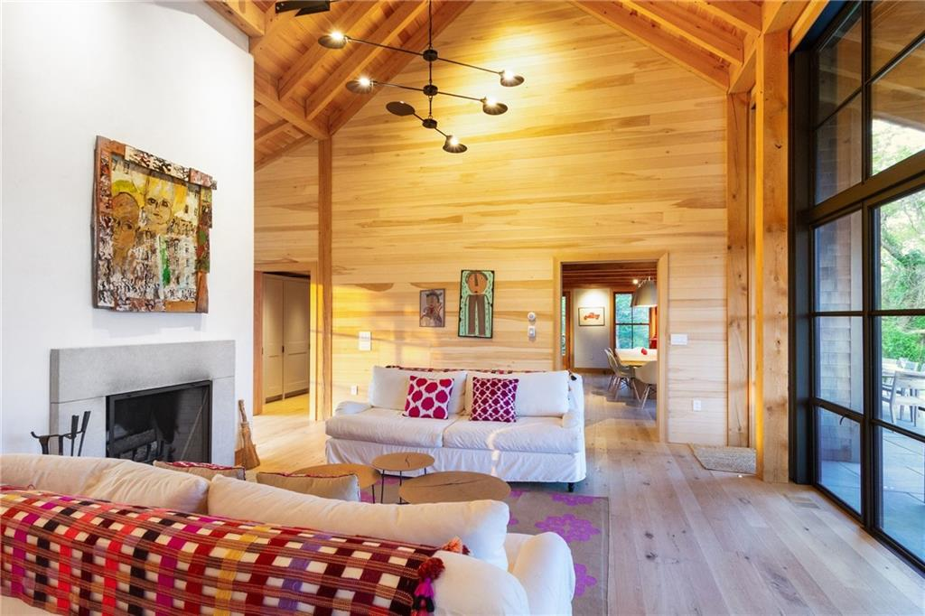 Main House Living Room - Oak from Burchette & Burchette in North Carolina