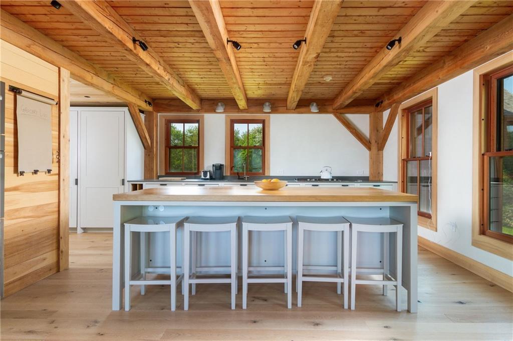 Main House Half Bath - Dorn Bracht Fixtures - Custom Designed Lighting
