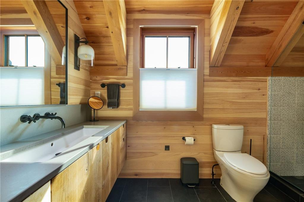 Main House Double Bedroom with Views of the Atlantic Ocean