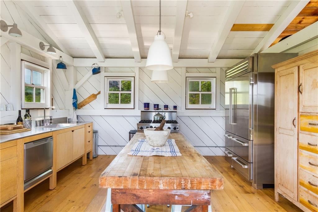 Main House & Barn