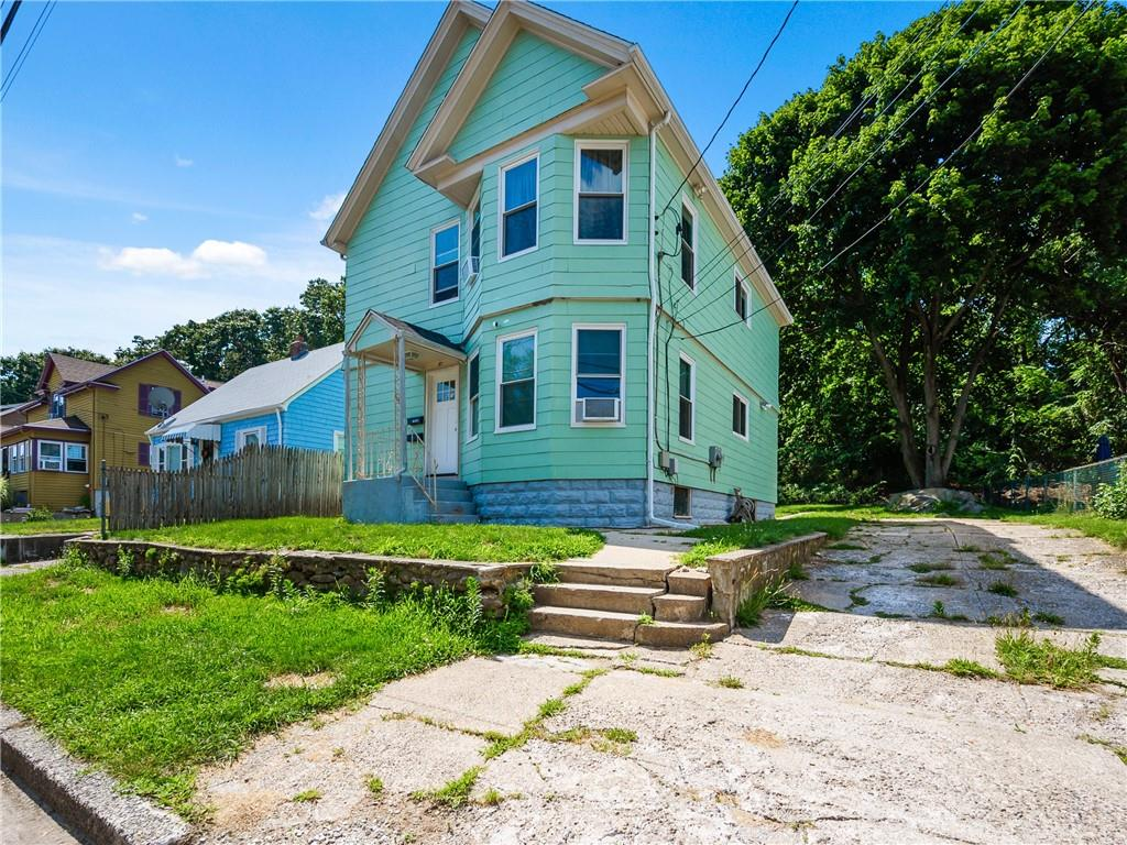 27 Martha Street, Pawtucket, RI 02860