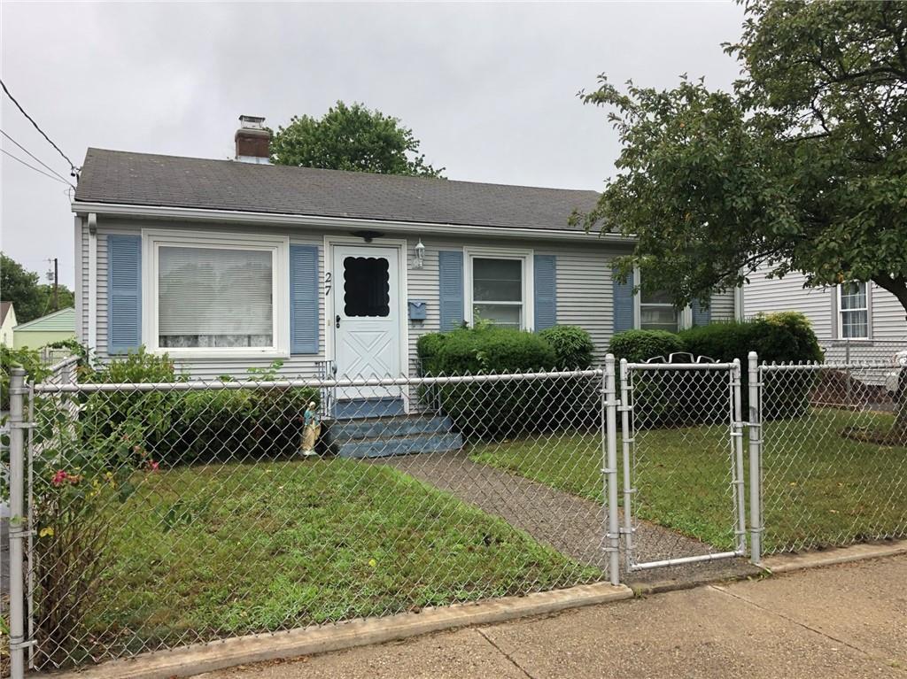 27 West Cute Street, Pawtucket, RI 02860