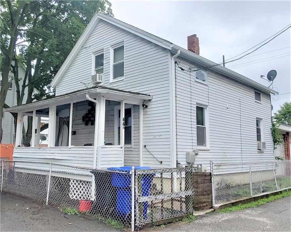 44 Sherman Street, Pawtucket, RI 02860