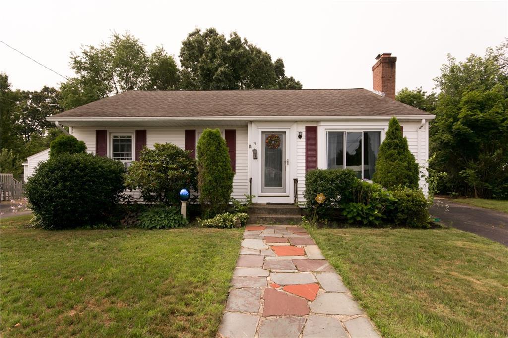 19 Gloria Street, Pawtucket, RI 02861