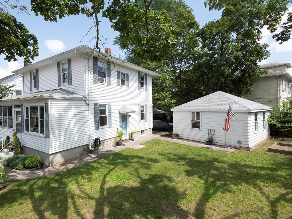 86 Fowler Avenue, Pawtucket, RI 02860