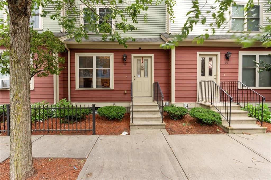 88 Barton Street, Pawtucket, RI 02860