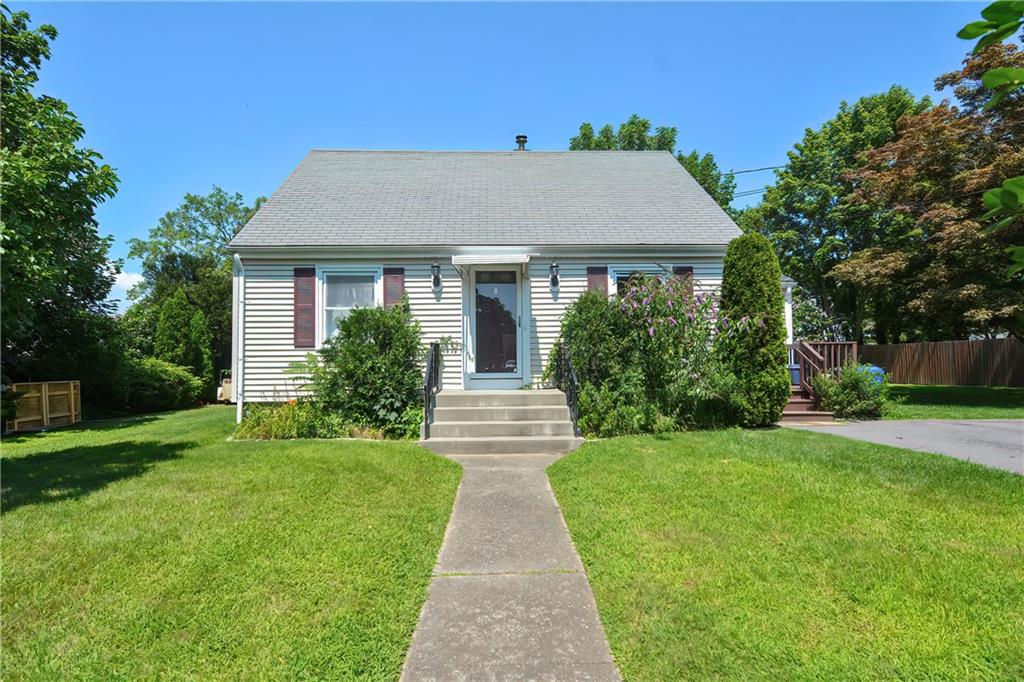 Terrific Investment Opportunity in this Recently Updated 4 Bed, 1 Bath Cape Located at the End of a Cul-de-sac within 5 minutes / 2.5 Miles to Roger Williams University! The Property is Currently Leased through May 2022 and Comes Fully Furnished! Features Include an Open Floor Plan, Updated Kitchen with White Shaker Style Cabinets, Granite Counters, Tile Backsplash and Stainless Steel Appliances, Beautiful Hardwood Floors, 2 Bedrooms Located on 1st Floor and 2 Bedrooms on the 2nd Floor! Low Maintenance Exterior Offers Vinyl Siding and Windows. Other Bristol Single Family Investment Properties Available. Can be Purchased Separately or as a Portfolio!