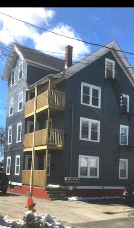 17 LILAC Street, Pawtucket, RI 02860