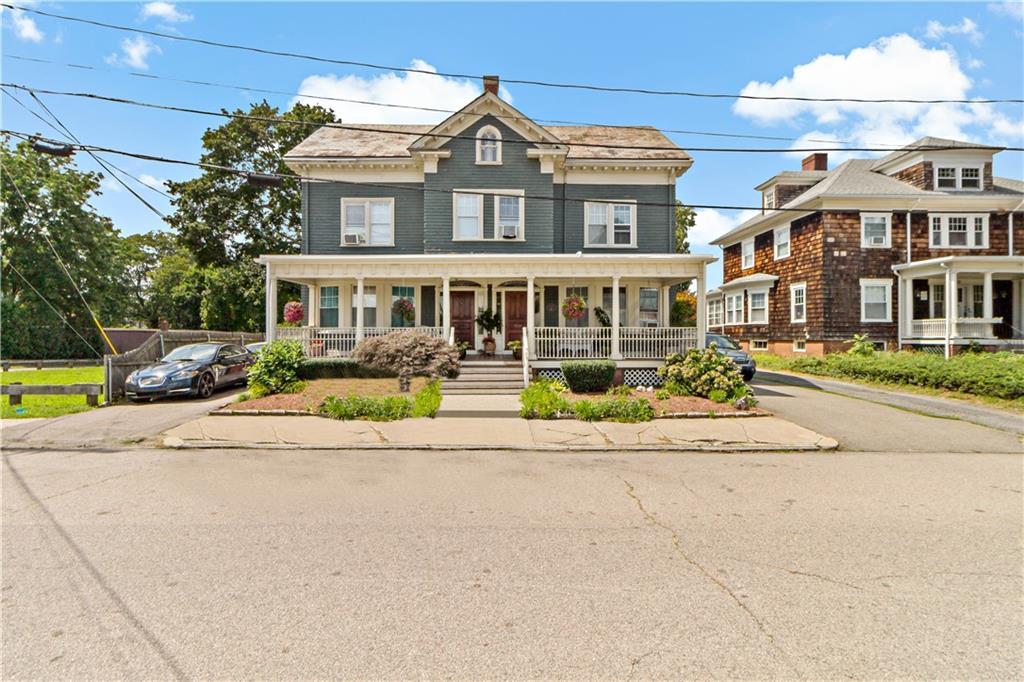 41 Lyon Street, Pawtucket, RI 02860