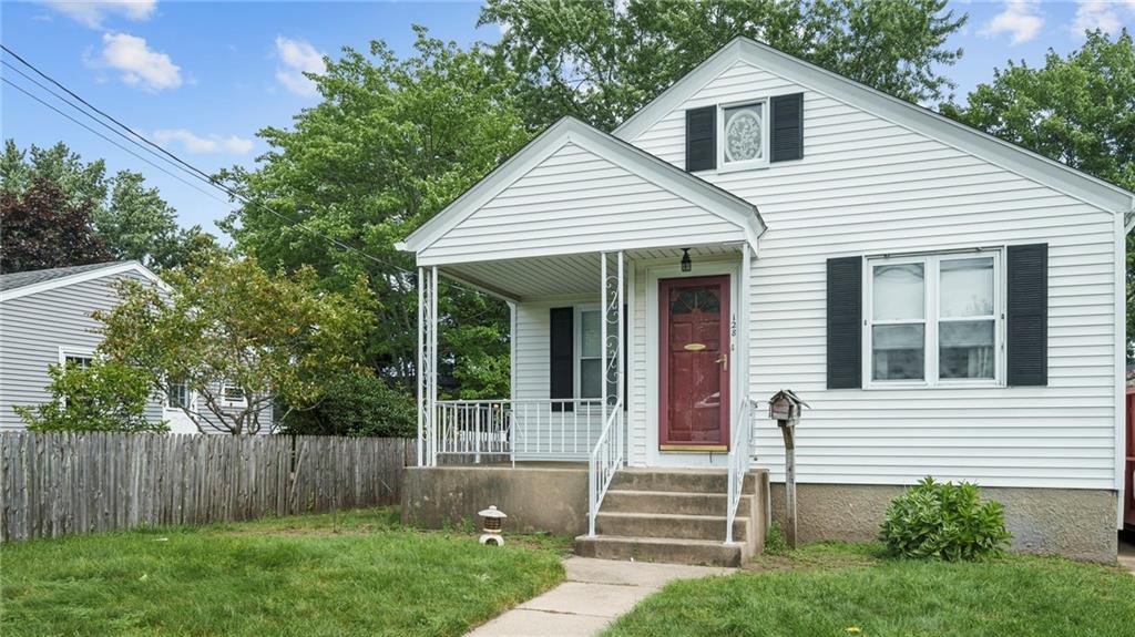 128 First Street, Pawtucket, RI 02861