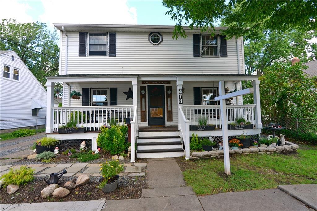 478 Walcott Street, Pawtucket, RI 02861
