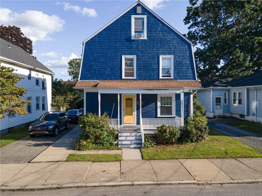 112 West Lawn Avenue, Pawtucket, RI 02860