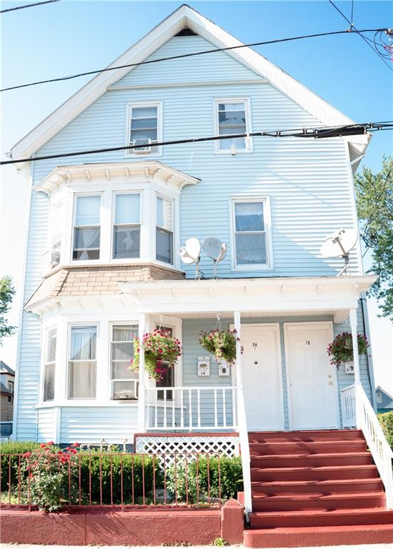 14 Clark Avenue, Pawtucket, RI 02860