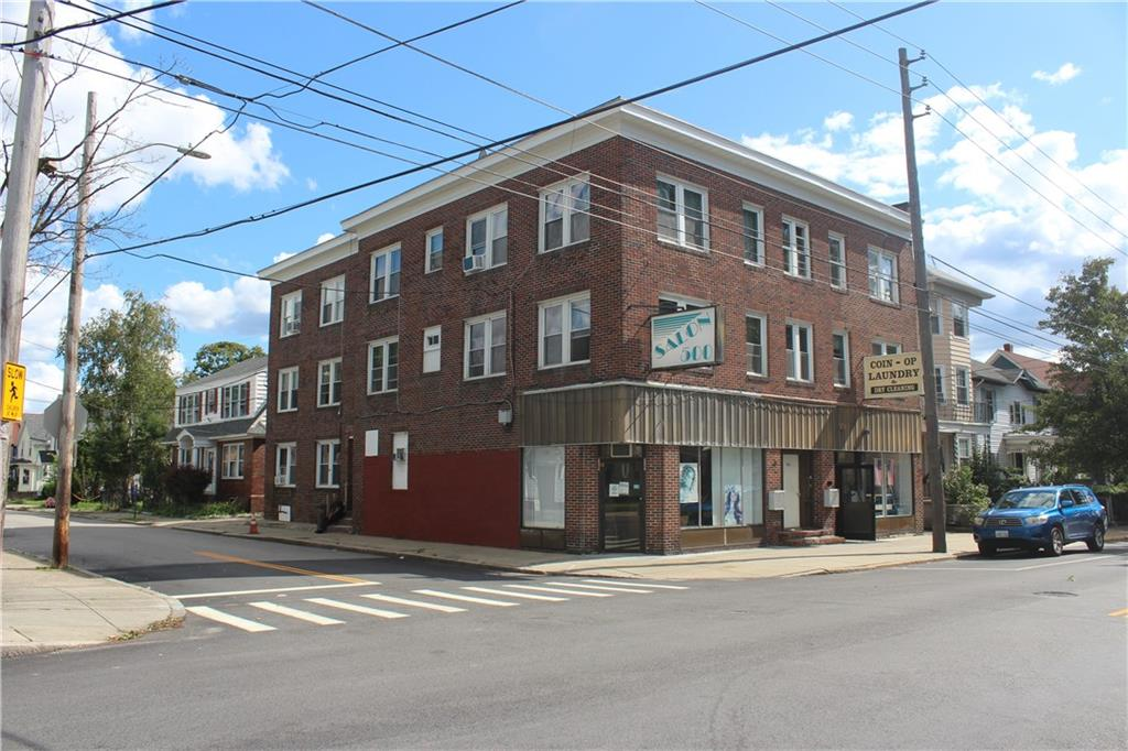 100 Trenton Street, Pawtucket, RI 02860