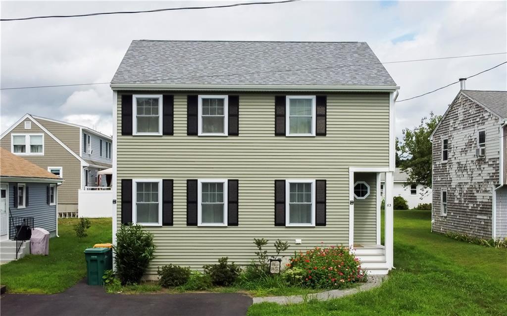 63 Massachusetts Boulevard, Portsmouth, RI 02871