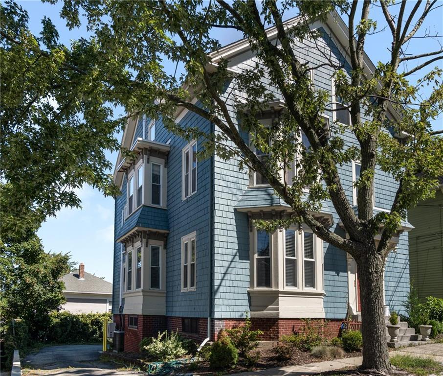 74 Woodbine Street, Providence, RI 02906