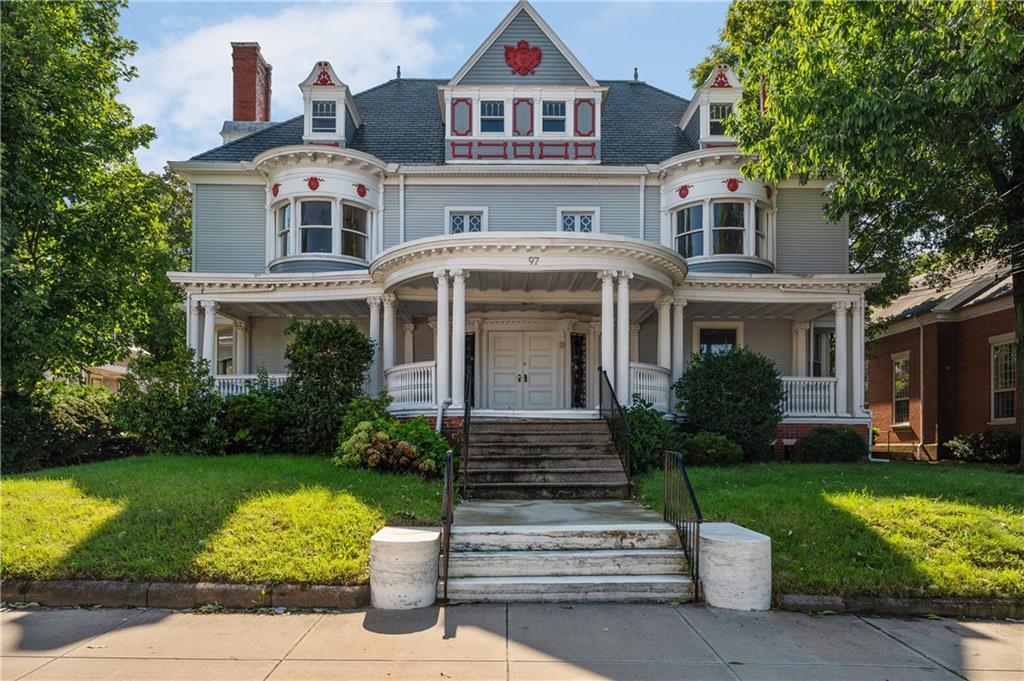 97 Cottage Street, Pawtucket, RI 02860