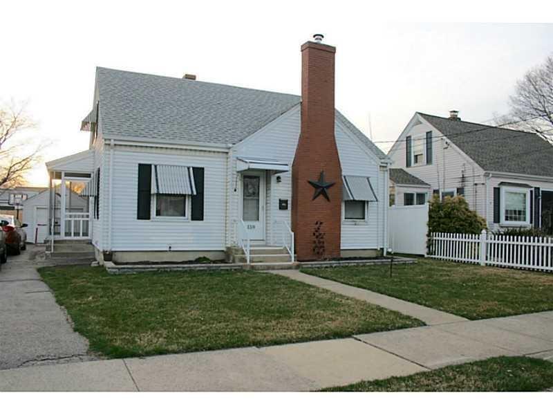 159 Rosemere Road, Pawtucket, RI 02861