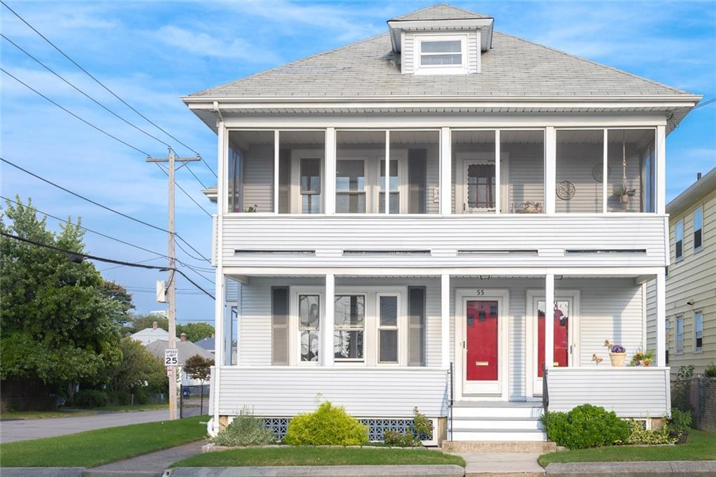 53 CALDER ST, Pawtucket, RI 02861