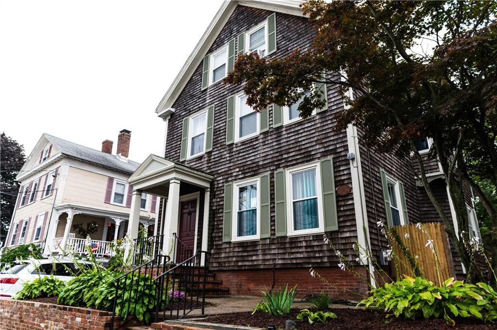 15 Lyon Street, Pawtucket, RI 02860
