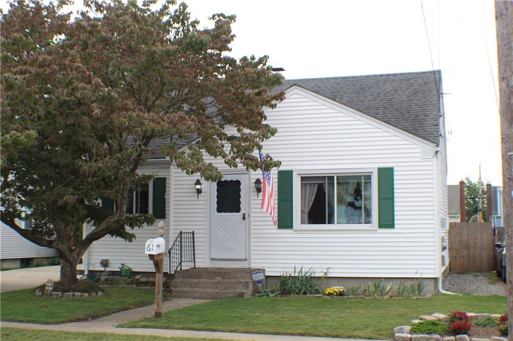61 Flint Street, Pawtucket, RI 02861