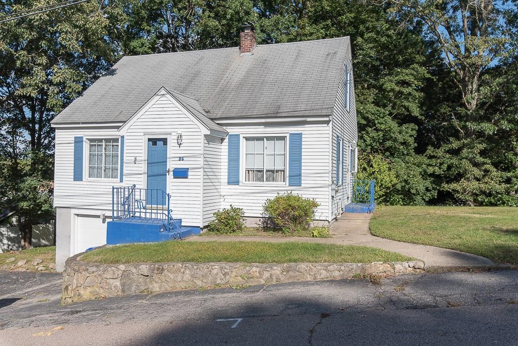26 Laramee Street, West Warwick, RI 02893