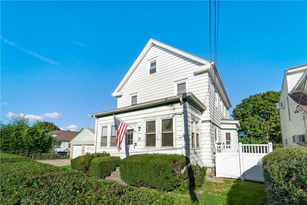 27 Camac Street, Pawtucket, RI 02861