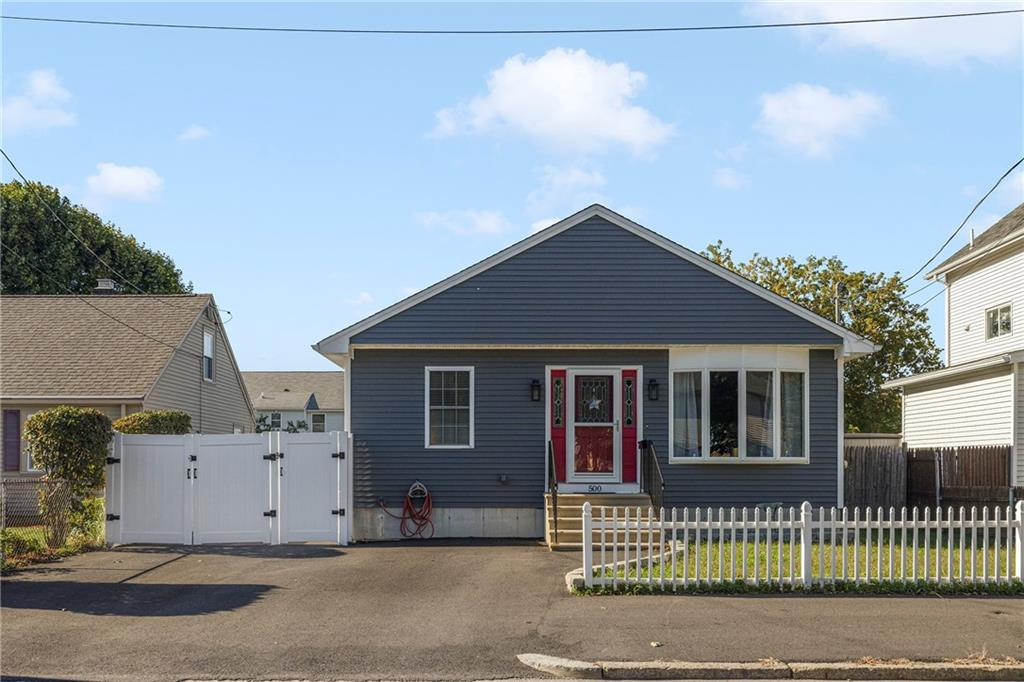 500 Cottage Street, Pawtucket, RI 02861
